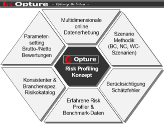 Opture Risk Profiling Concept